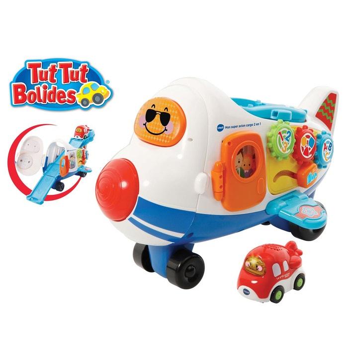 Tut Tut Bolides - Mon super avion cargo 503105  VTECH image 0