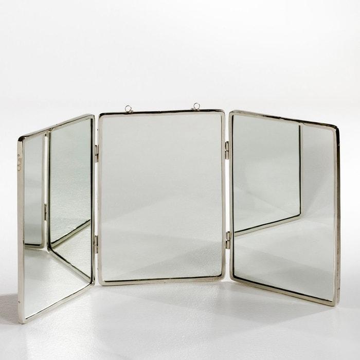 miroir petit mod le l55 x h27 cm barbier sans coloris am pm la redoute. Black Bedroom Furniture Sets. Home Design Ideas