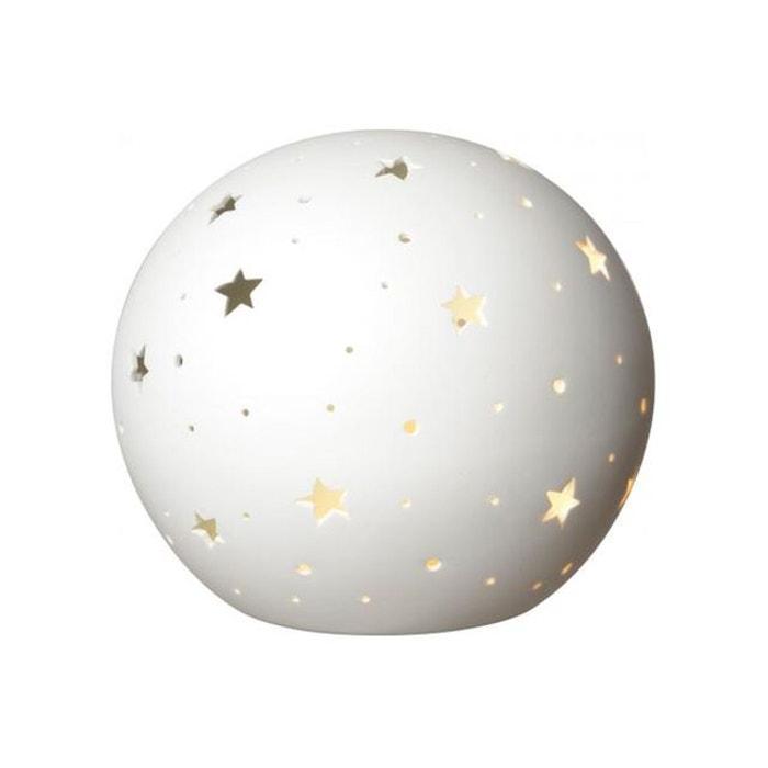 H18 5 Starlight Chevet Boule Etoilée De Lampe QorexdBWC