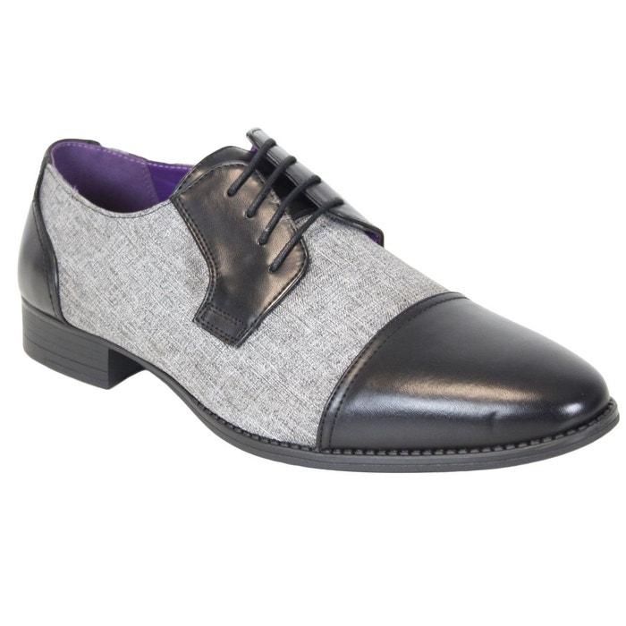 Chaussures elo528 noir Kebello
