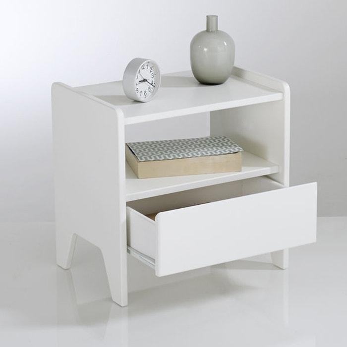 Adil Vintage Retro Style Bedside Table La Redoute Interieurs