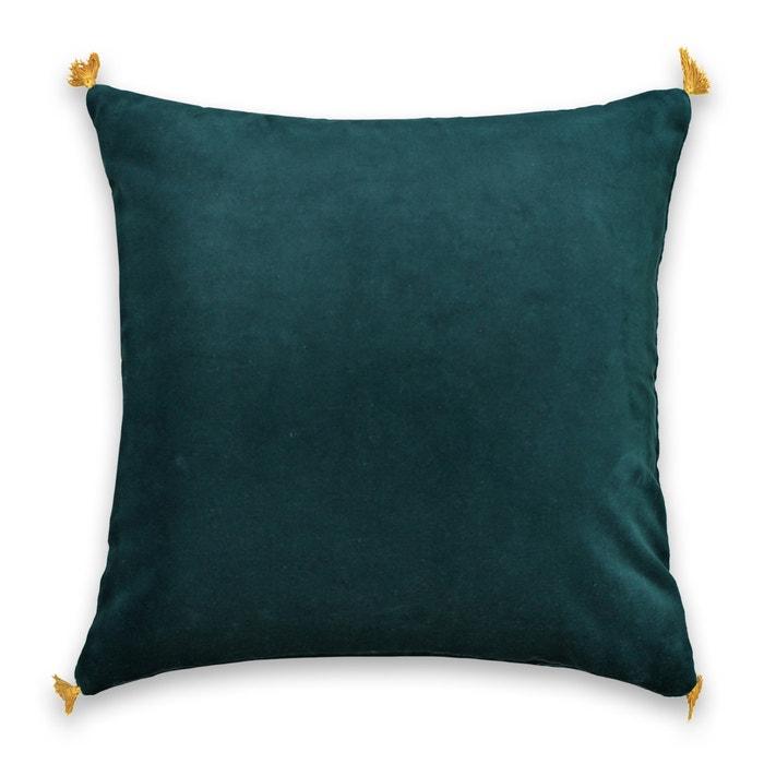 Federa per cuscino in velluto PAULA  La Redoute Interieurs image 0