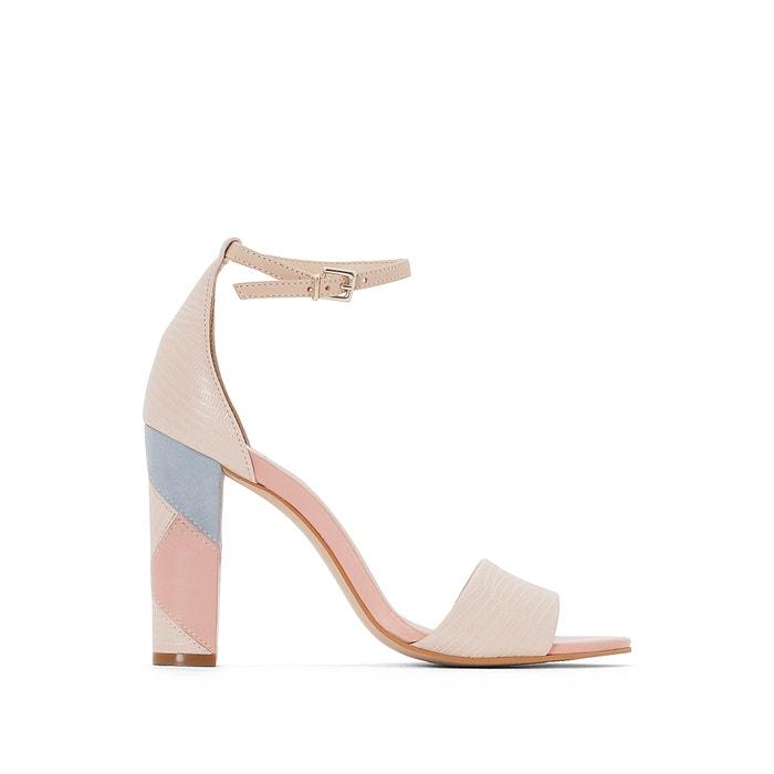 Sapatos em pele, presilha no tornozelo Harpest  DUNE LONDON image 0