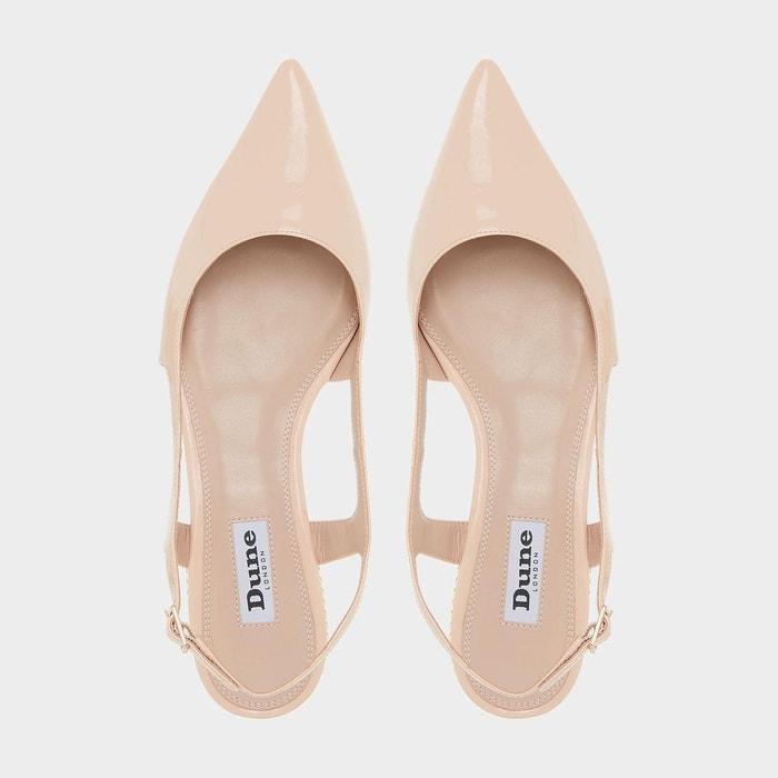 Chaussures pointues à découpes et bride arrière - cartelle Dune London