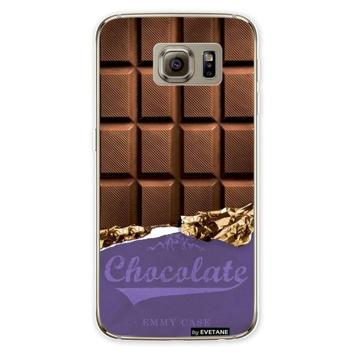 coque samsung galaxy s6 chocolat