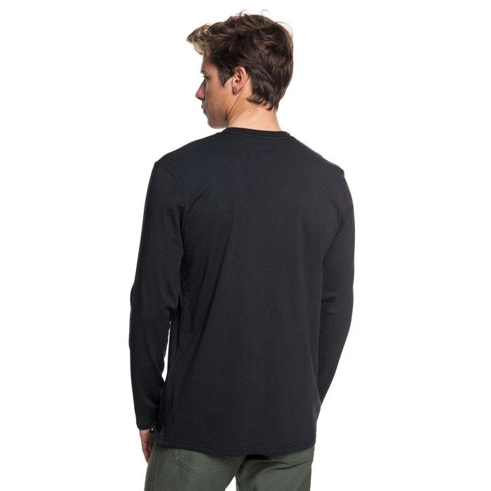 con cuello Camiseta larga redondo manga QUIKSILVER de SBcRnHW