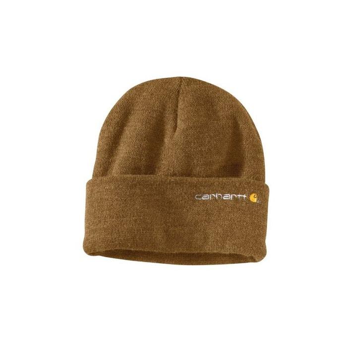 Bonnet tricoté marron Carhartt   La Redoute Faire Du Shopping L'offre De Jeu Footaction Pas Cher En Ligne Jeu Eastbay dhZAaXSFM