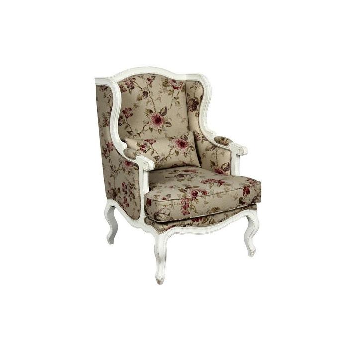 fauteuil cesarine blanc interior s la redoute. Black Bedroom Furniture Sets. Home Design Ideas