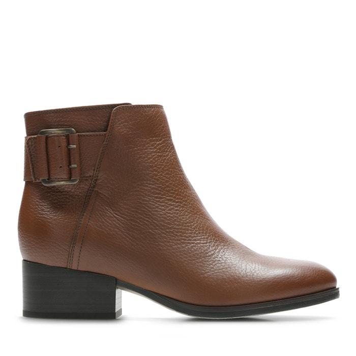Boots in pelle Elvina Dream  CLARKS image 0