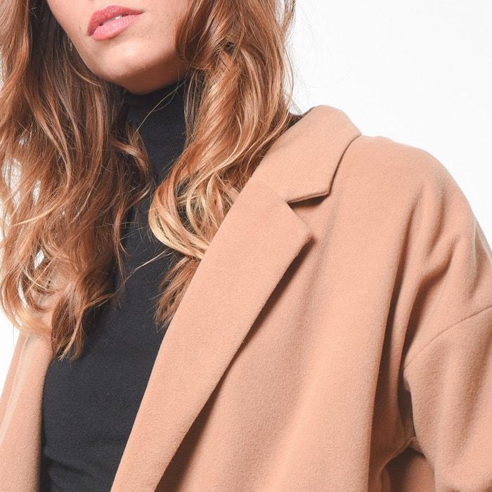 blazer Abrigo JOE cuello largo estilo RETRO xOXFXq70w4