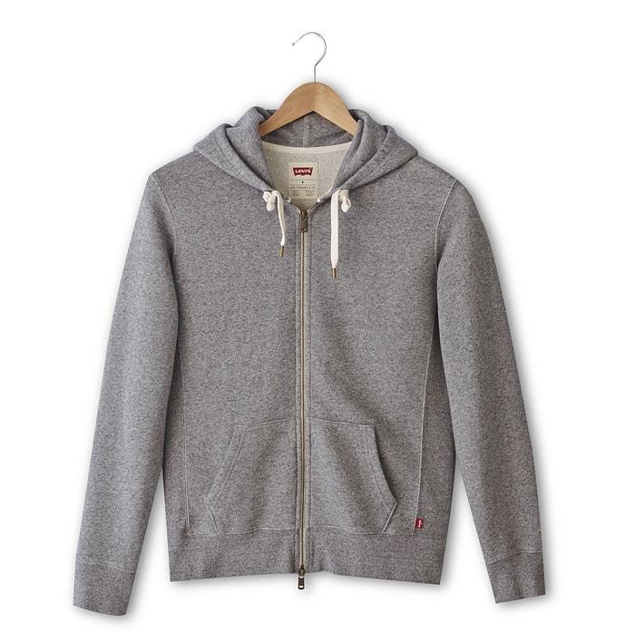 afbeelding Sweater met rits en kap LEVI'S