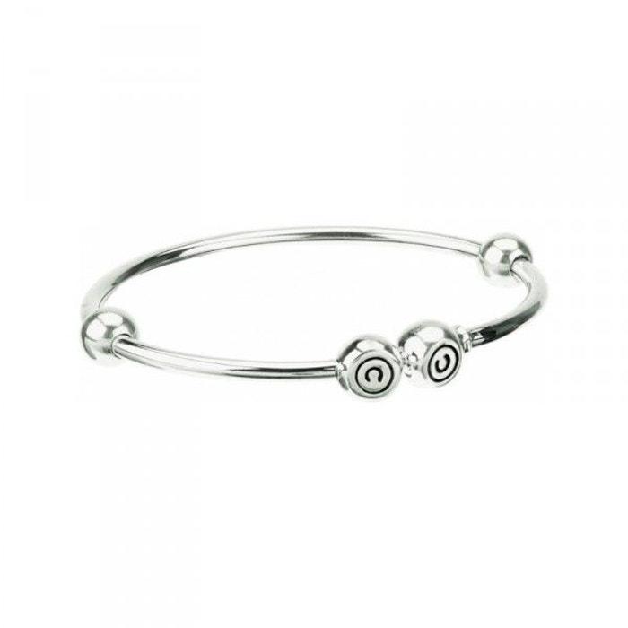 Bracelet argent 925/1000 blanc Chamilia | La Redoute Prix D'usine Vente Pas Cher Livraison Gratuite bcMLCkNH
