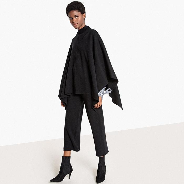 Pantalon large 7/8, en maille  LA REDOUTE COLLECTIONS image 0