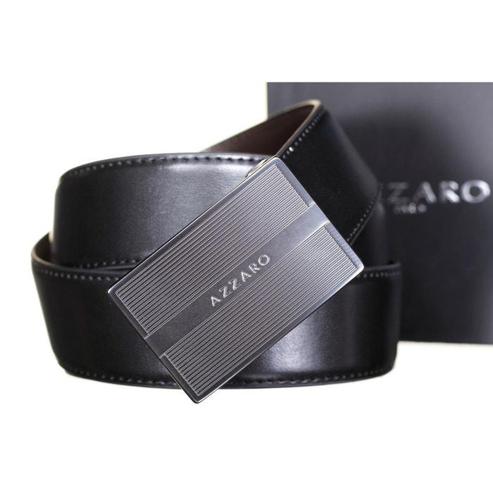 Ceinture boucle plaque noir Azzaro | La Redoute Sneakernews Pas Cher En Ligne Original Livraison Gratuite qrD67bfrGh