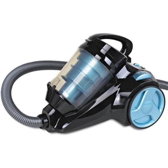 slc85 bleu aspirateur polycyclonique sans sac. Black Bedroom Furniture Sets. Home Design Ideas