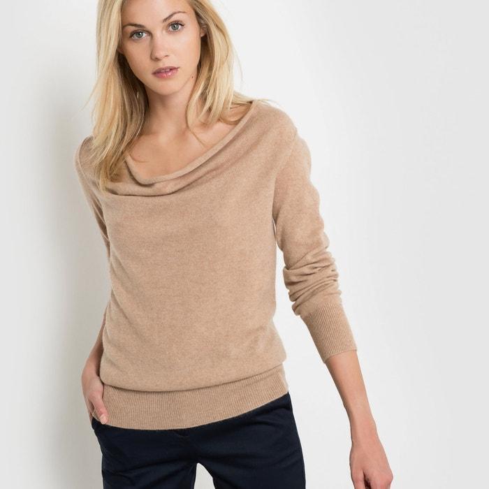 Image Pure Cashmere Cowl Neck Jumper/Sweater R essentiel