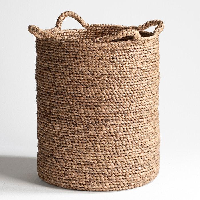 Raga Round Woven Basket, Height 55cm  AM.PM. image 0