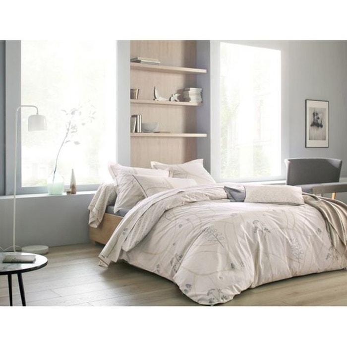 taie de traversin l 39 oiseau lin blanc des vosges la redoute. Black Bedroom Furniture Sets. Home Design Ideas