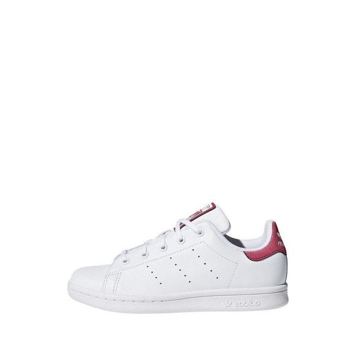 7a65e72f6d026 Baskets stan smith blanc imprimé Adidas Originals La Redoute GH8HUA1Z -  lesincorruptibles.fr