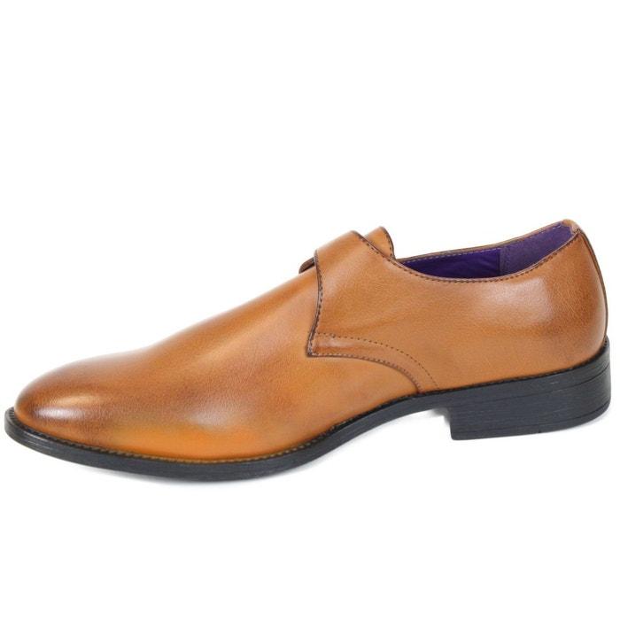 Chaussures elo585 marron Kebello