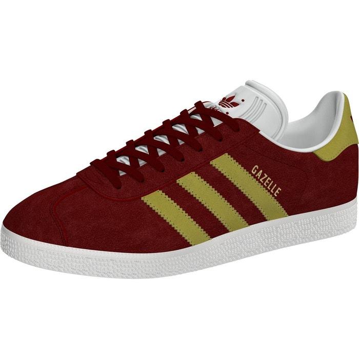 Chaussures adidas gazelle cp9706 rouge Adidas Originals