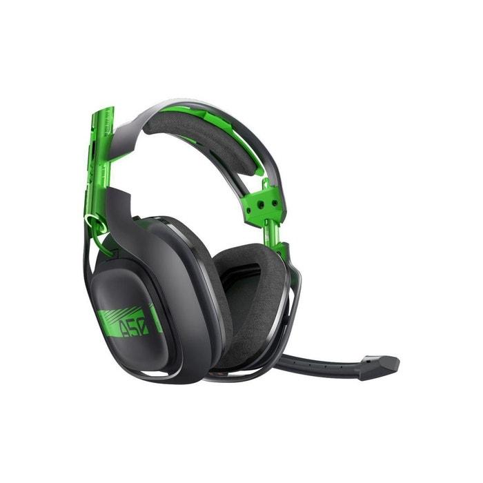 Casque gamer ASTRO A50 Sans fil + Base Station pour Xbox One