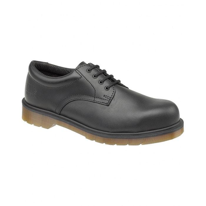 Chaussures de sécurité dr martens fs57 pour homme noir Dr Martens