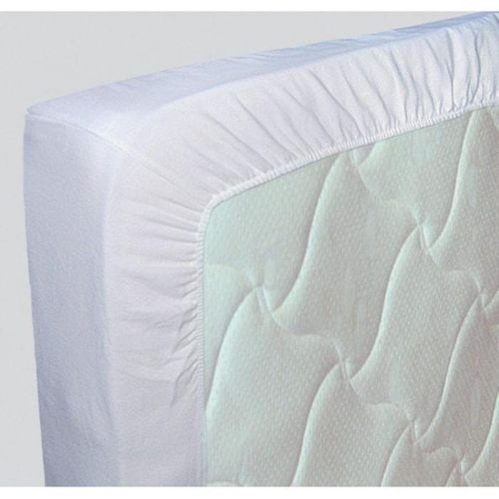 protection matelas imperm able celine tailles sp ciales blanc monteleone le linge la redoute. Black Bedroom Furniture Sets. Home Design Ideas
