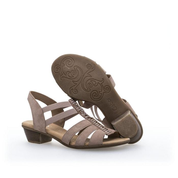 Sandales beiges Gabor