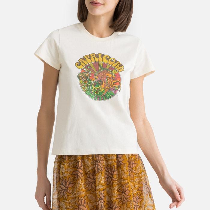 6be49837 Tommy x zendaya capricorn t-shirt , ecru, Tommy Hilfiger | La Redoute