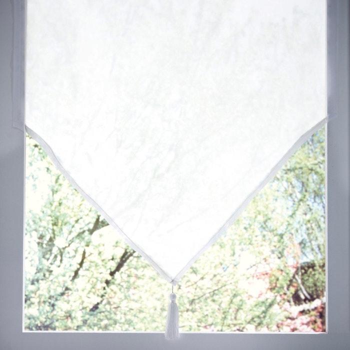 Tenda a punta con pompon e passa asta JUBBA  La Redoute Interieurs image 0
