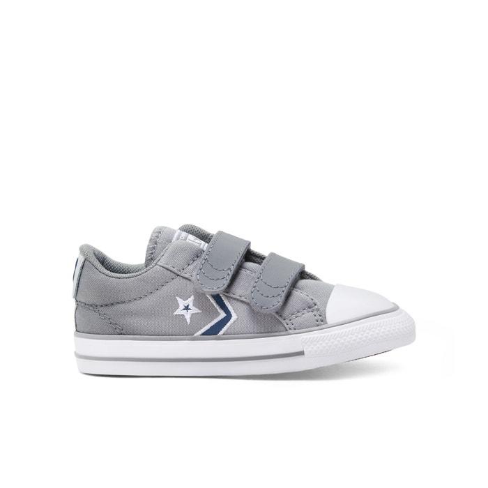 grey converse kids
