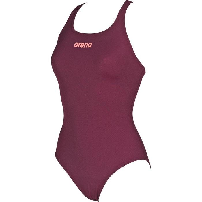 Pro Swim Bain Solid Femme Rouge Maillot De mnNw8v0
