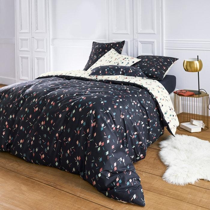 Paillettes Satin Pillowcase  La Redoute Interieurs image 0