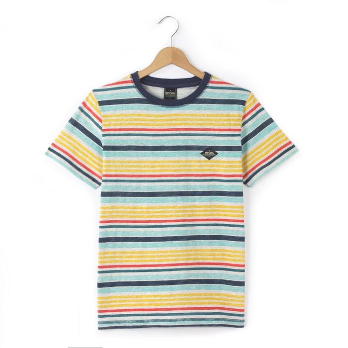 Image T-shirt rayé 8-16 ans RIP CURL