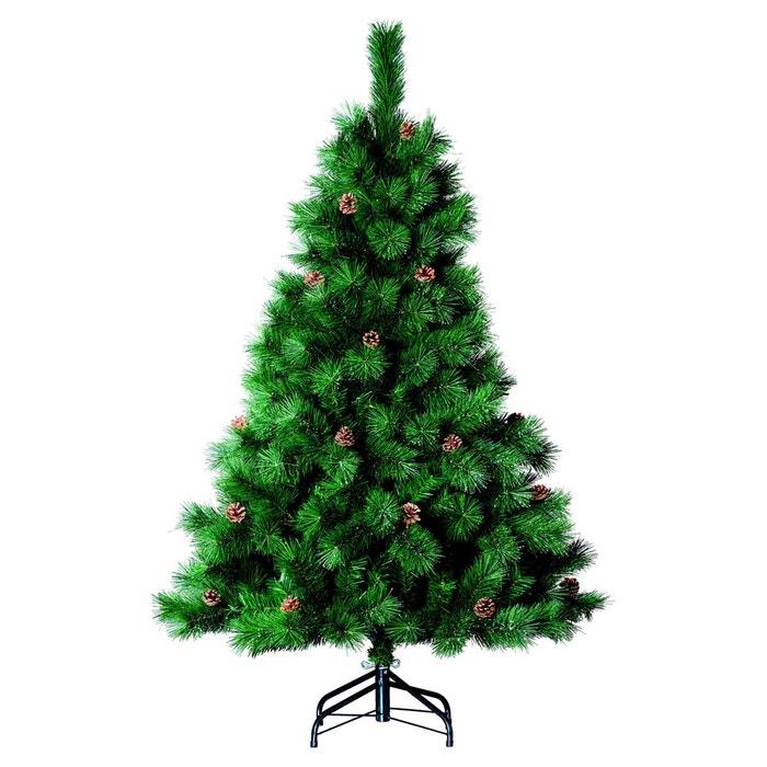 sapin de no l artificiel ros e du matin h 150 cm vert vert feerie christmas la redoute. Black Bedroom Furniture Sets. Home Design Ideas