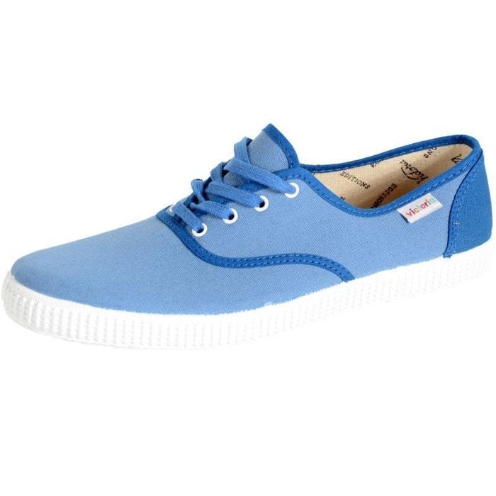 Victoria Chaussures  Bleu Azul Bleu - Livraison Gratuite avec  - Chaussures Baskets basses Femme