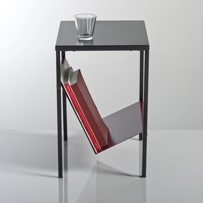 Image Kuri Side Table Magazine Rack La Redoute Interieurs