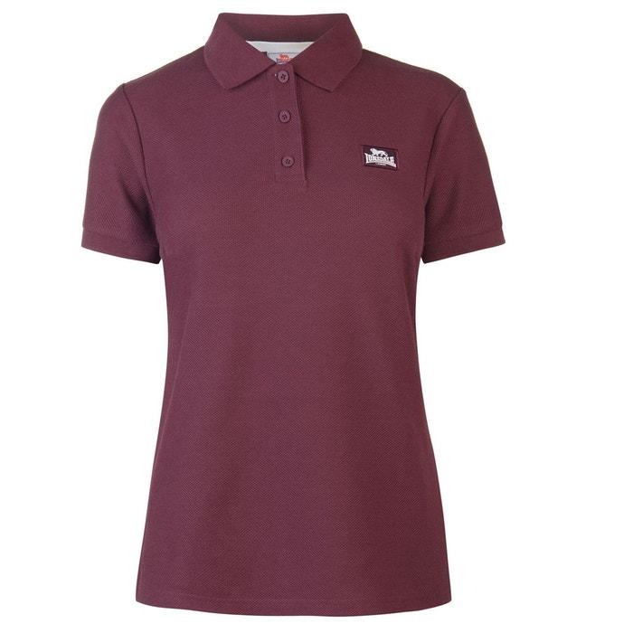 f395520e1e Polo t-shirt classique respirant Lonsdale | La Redoute