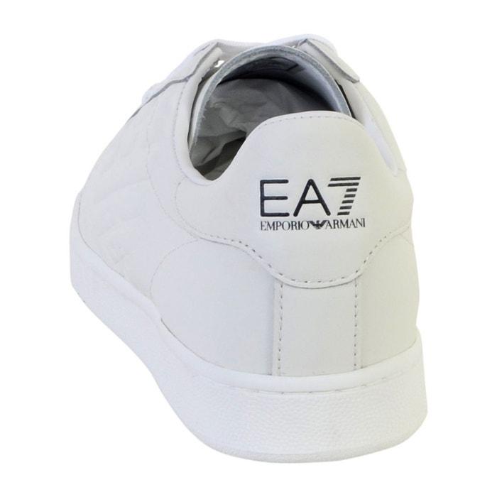 Basket ea7 classic u blanc Emporio Armani