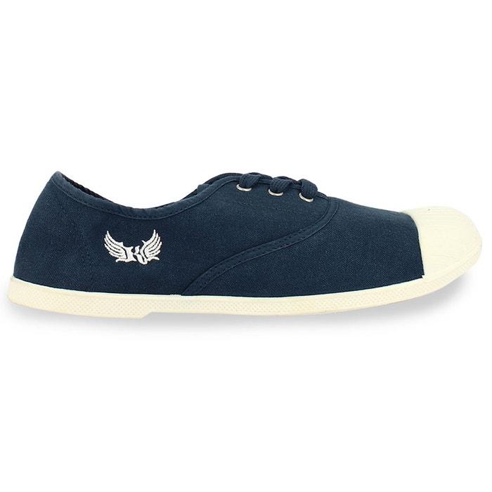 Fily - Chaussures De Sport Pour Femmes / Bleu Kaporal iKj1ShDV