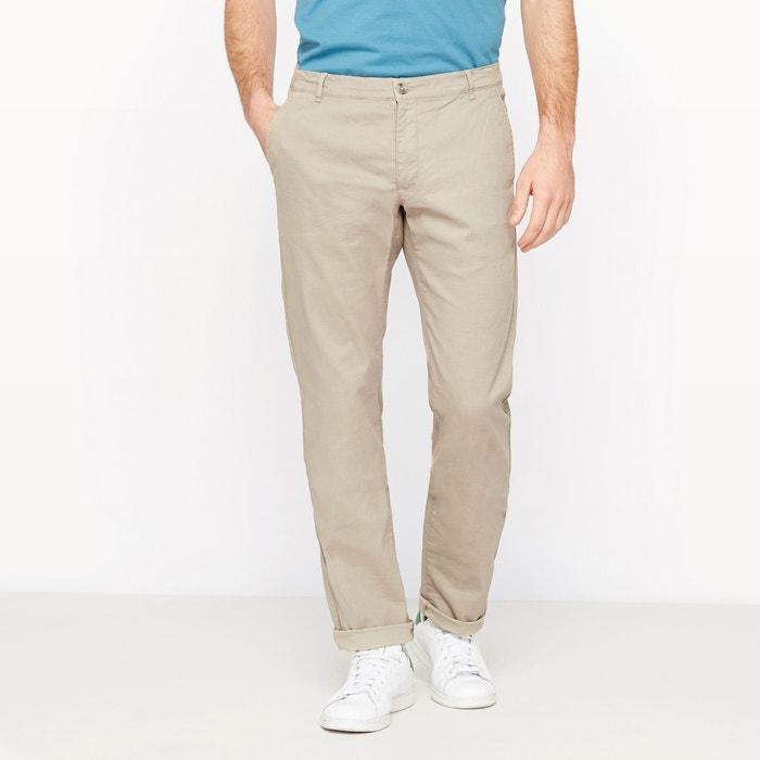 Image Pantalon chino coupe slim La Redoute Collections