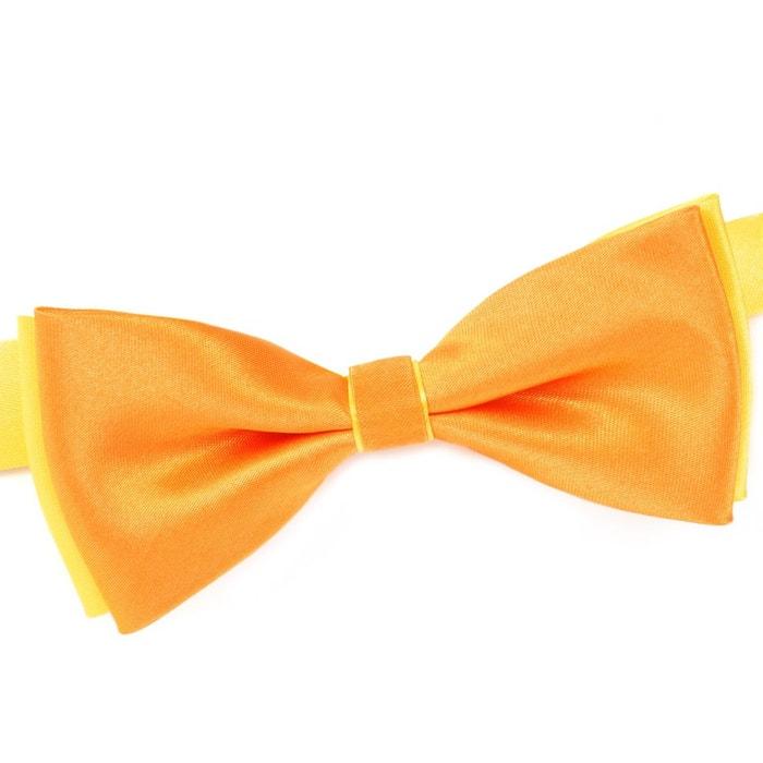 Payer Pas Cher Avec Paypal Remises En Ligne Noeud papillon becool orange sur jaune orange Dandytouch | La Redoute acheter Professionnel Vente Excellente Vente En Ligne PzWteer