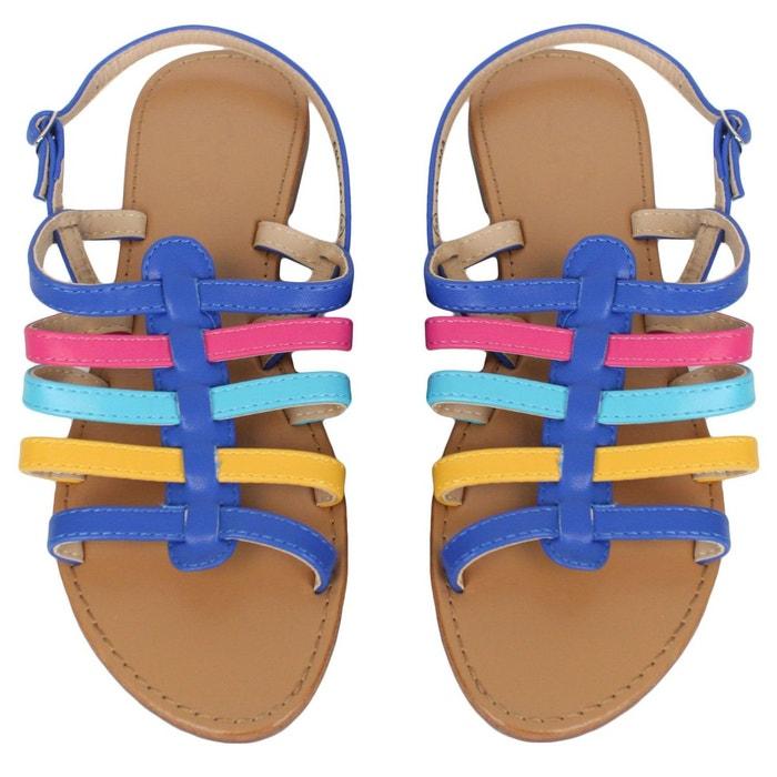 Sandales 8839-56a bleu Kebello