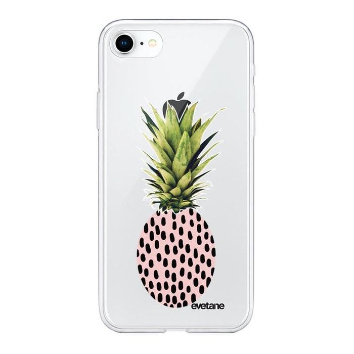 coque iphone 8 motif ananas