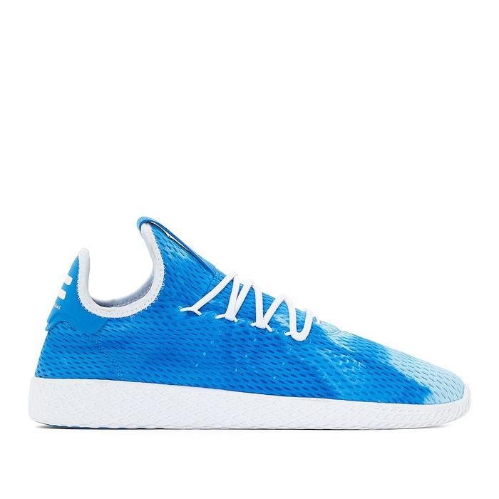 Baskets pw hu holi tennis hu bleu Adidas Originals 100% En Ligne Vente Originale Geniue Stockiste Prix Pas Cher CGBie8