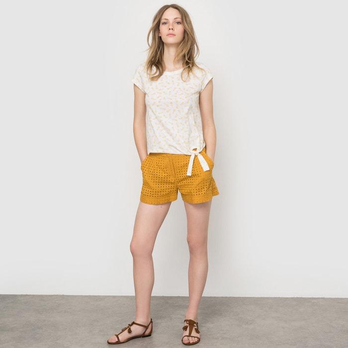Image T-Shirt, Ananas-Aufdruck R édition
