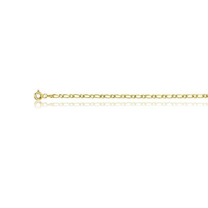 Bracelet or 375/1000 dore Cleor   La Redoute Livraison Gratuite Prix Incroyable Prix Pas Cher France Sortie Avec Paypal obDGsYAydX
