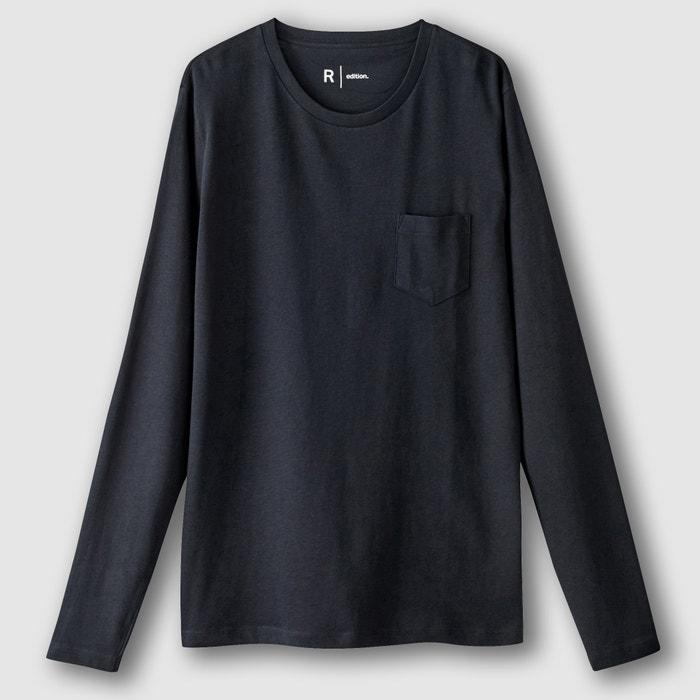 Image T-shirt manches longues 1 poche R essentiel