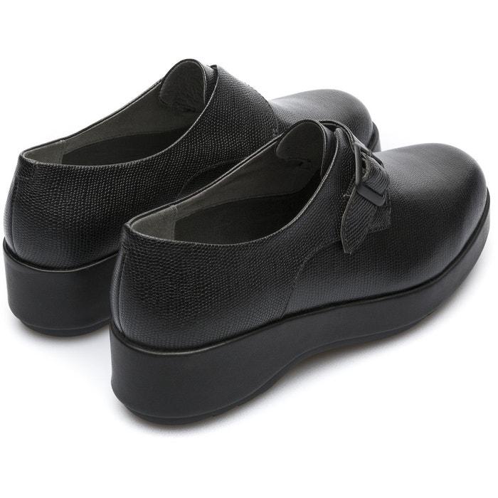 Dessa k200470-002 compensées femme noir Camper